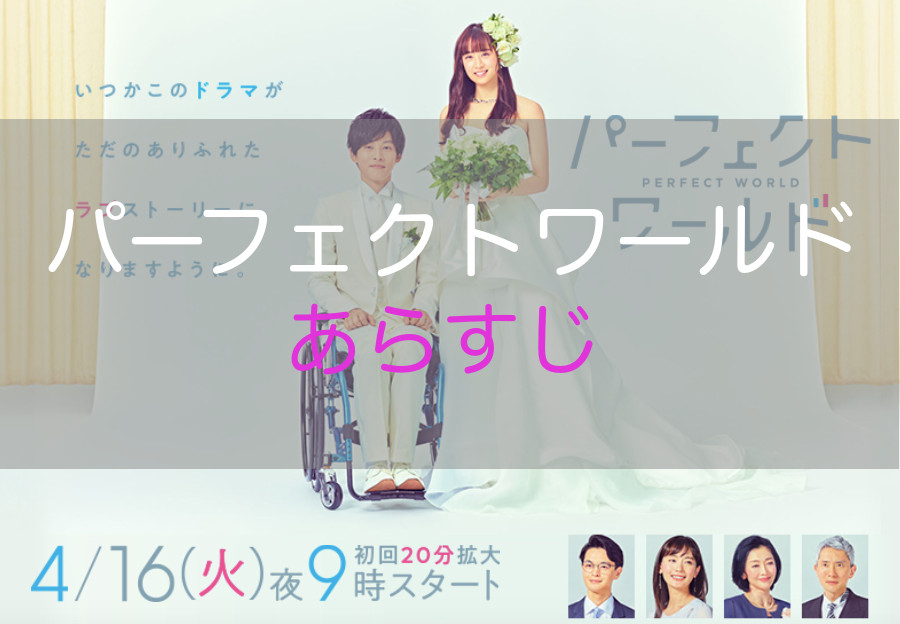 パーフェクトワールド 3話 動画