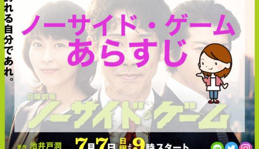 「ノーサイド・ゲーム」放送日時とあらすじ